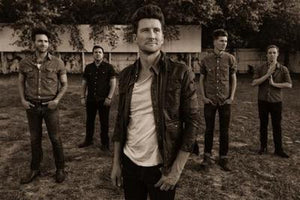 Anberlin Group Poster 11x17 Mini Poster