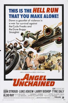 Angel Unchained Movie Poster 11x17 Mini Poster