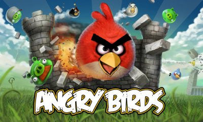 Angry Birds poster| theposterdepot.com