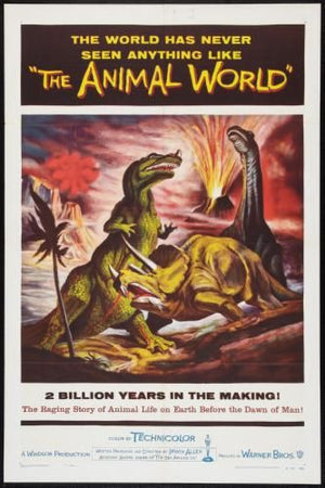 Animal World Movie poster| theposterdepot.com