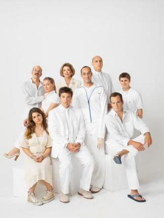 Arrested Development Poster White 24x36 - Fame Collectibles