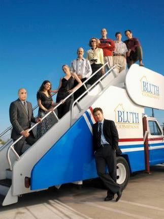 Arrested Development Poster Air Stairs 24x36 - Fame Collectibles
