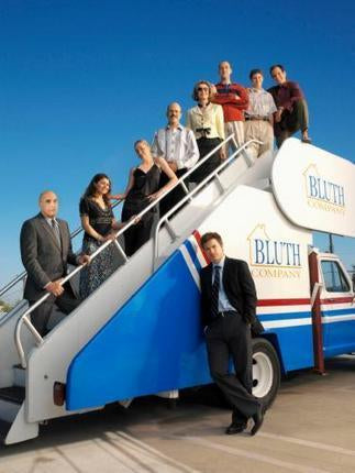 Arrested Development Poster Air Stairs 16inx24in