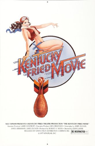 Kentucky Fried Movie poster 24inx36in Poster