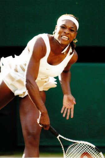 Serena Williams Poster 24inx36in Poster