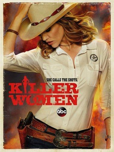 Killer Women poster 16inx24in Poster