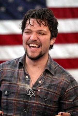 Bam Margera Photo Sign 8in x 12in