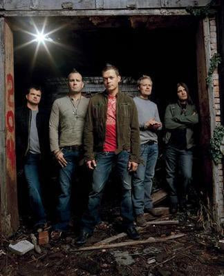 3 Doors Down Poster Group 27in x40 in