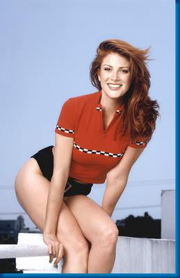 Angie Everhart Sexy Legs poster| theposterdepot.com