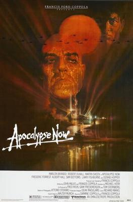 Apocalypse Now Movie Poster 24in x36 in 24x36 - Fame Collectibles