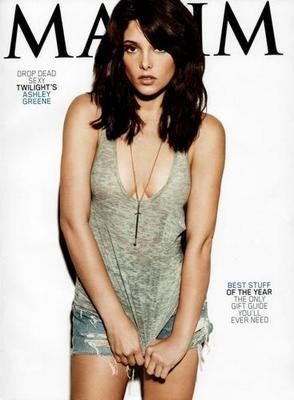 Ashley Greene Maxim Cover 11x17 Mini Poster