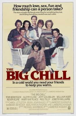 Big Chill, The  poster 27x40| theposterdepot.com