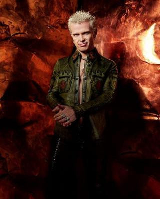 Billy Idol Great Color Pose 11x17 Mini Poster