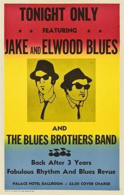Blues Brothers The poster
