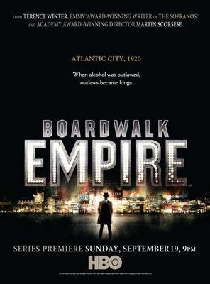 Boardwalk Empire poster 27x40| theposterdepot.com
