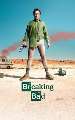 Breaking Bad poster| theposterdepot.com