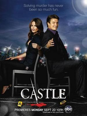 Castle poster| theposterdepot.com
