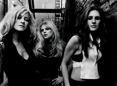 Dixie Chicks The poster tin sign Wall Art
