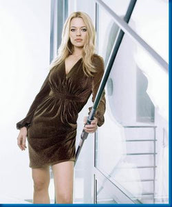 Jeri Ryan Short Dress poster| theposterdepot.com