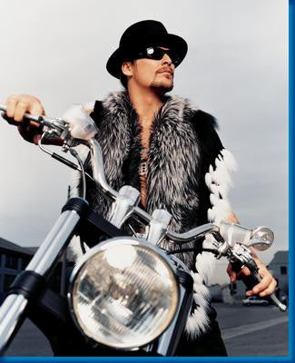 Kid Rock Chopper 11x17 Mini Poster