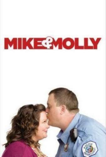 Mike And Molly Photo Sign 8in x 12in