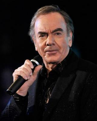 Music Neil Diamond Poster 16