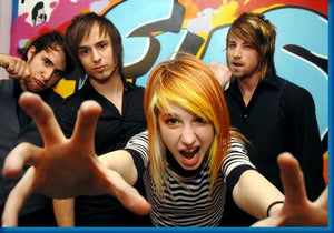 Paramore Group poster| theposterdepot.com