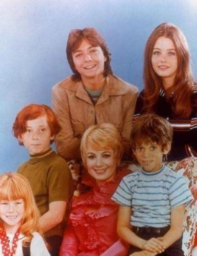 Partridge Family The Photo Sign 8in x 12in