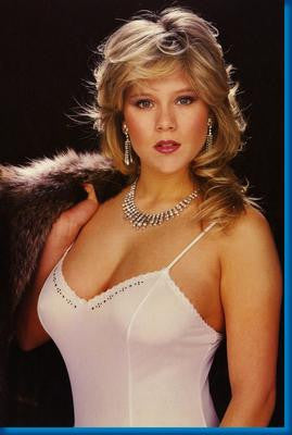 Samantha Fox Glamourous poster| theposterdepot.com