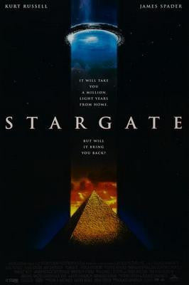 Stargate Movie poster| theposterdepot.com