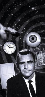 Twilight Zone Art poster| theposterdepot.com