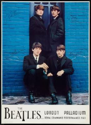 Beatles The poster tin sign Wall Art