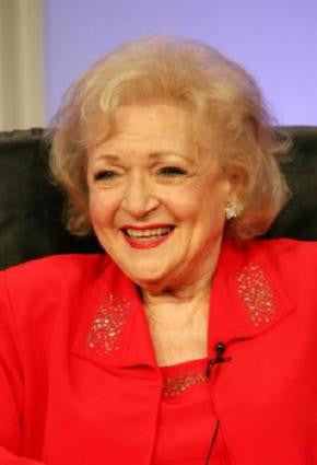 Betty White 11inx17in Mini Poster #01 Portrait
