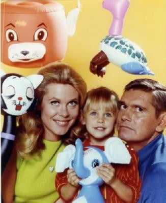 Bewitched Poster 11x17 Mini Poster
