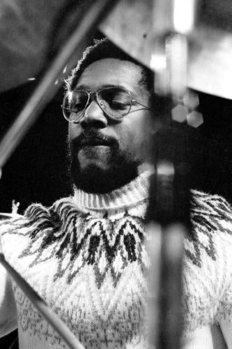 Billy Cobham Photo Sign 8in x 12in