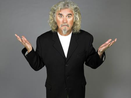 Billy Connolly poster| theposterdepot.com