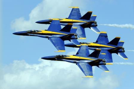 Blue Angels poster 27x40| theposterdepot.com
