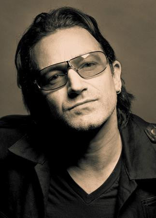 Bono poster| theposterdepot.com