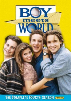 Boy Meets World Tv poster| theposterdepot.com