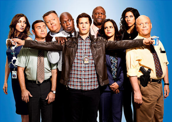 TV Posters, brooklyn nine nine