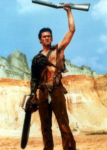 Bruce Campbell poster| theposterdepot.com
