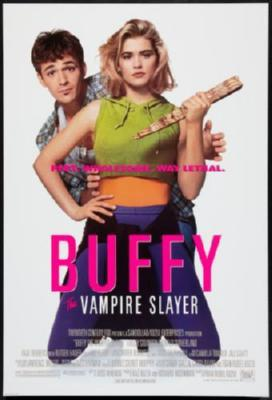 Buffy The Vampire Slayer poster 27x40| theposterdepot.com
