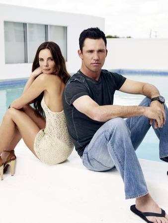 Burn Notice Promo poster 27x40| theposterdepot.com