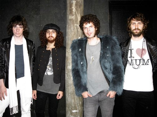 Wolfmother Poster 24inx36in