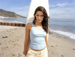 Taylor cole Poster 24x36 surfboard