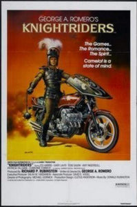 Knightriders poster 24in x36in