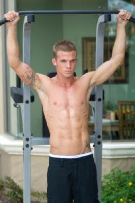 Cam Gigandet Mini Poster #01 Shirtless 11inx17in Mini Poster