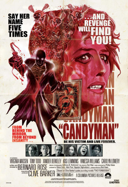Movie Posters, candyman