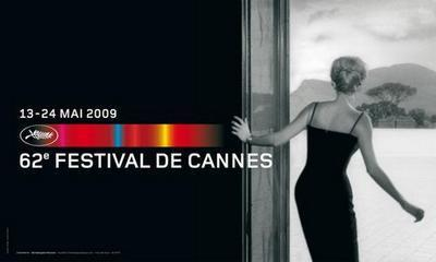 Cannes Festival 2009 Art poster tin sign Wall Art