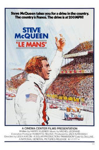 Le Mans Poster 24inx36in